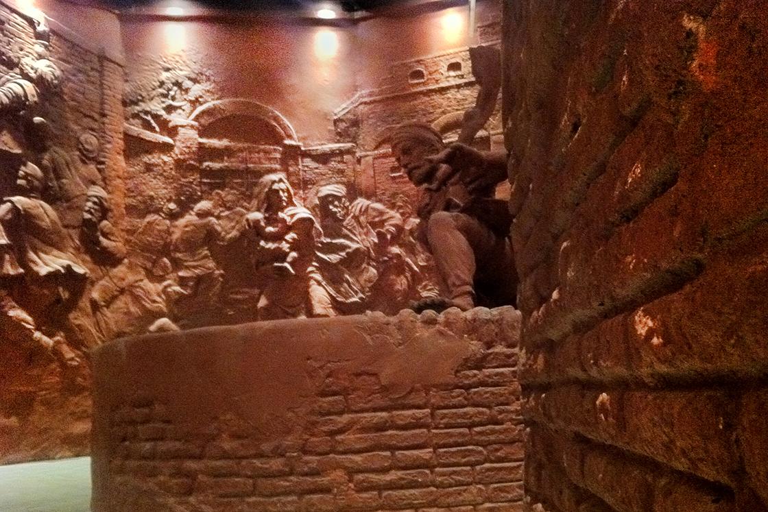 Khoj Gandhi Ji Ki Museum At Grf Jalgaon Offish